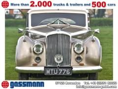 Bentley MK VI Park Ward Coupe