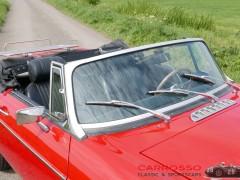 MG B 1.8 MKIII Roadster