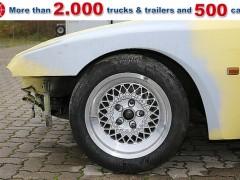 Porsche 924 Turbo, Schiebedach