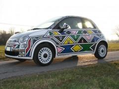 FIAT 500 POP WHY AFRICA ESTHER MAHLANGU