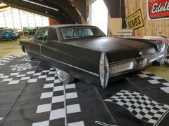 Cadillac  67´Coupé Deville **Zur Restauration**