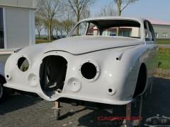Jaguar  MK II Restaurierungsprojekt 95% komplett!