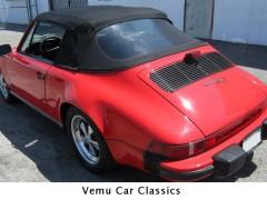 Porsche  911sc Cabrio (Rostfrei, bereit für den Sommer!)
